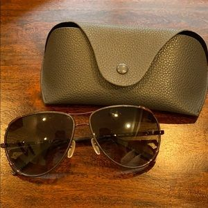 Chloe aviator sunglasses !